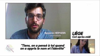 Un journaliste considéré à tort comme le terroriste de Liège
