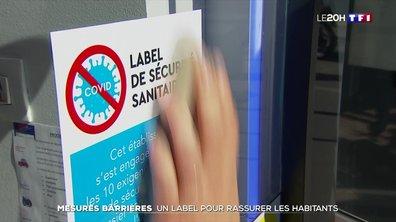 Un label anti-Covid dans des crèches, écoles ou commerces pour rassurer les usagers et clients