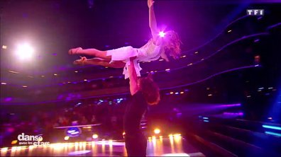 Un mambo pour Laurent Maistret et Denitsa sur « Time of My Life » (Dirty Dancing)