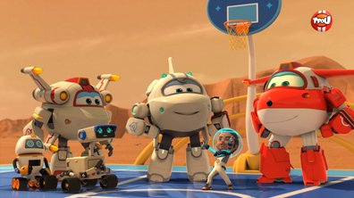 Super Wings - un match cosmique