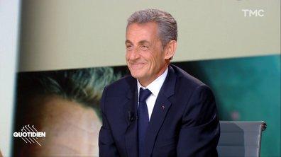 """""""Un mauvais président, c'est un président normal"""" : la pique de Nicolas Sarkozy à François Hollande"""