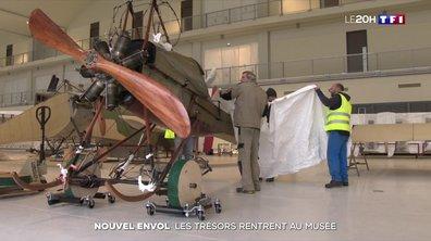 Un nouvel envol pour le musée de l'Air et de l'Espace
