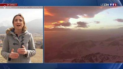 Un nuage de sable du Sahara est en train d'arriver dans l'Hexagone