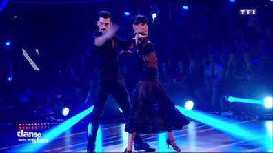 Un pasodoble pour Florent Mothe et Candice Pascal sur « The Final Countdown  » (Europe)