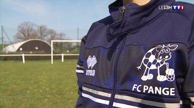 """Un petit club de Moselle fier d'avoir le logo de foot """"le plus moche du monde"""""""