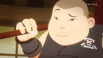 Mini Ninjas - S02 E42 - Un Pouvoir qui donne des Ailes