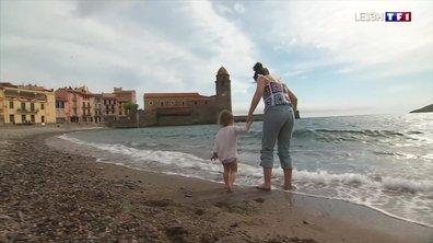 Un premier week-end de déconfinement aux airs de vacances à Collioure