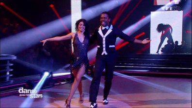 Un Quickstep pour Anthony Kavanagh et Candice Pascal sur « Single Ladies » (Beyoncé)