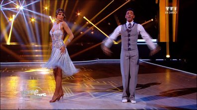 Un quickstep pour Laury Thilleman et Maxime Dereymez sur « A little party never killed nobody » - Fergie