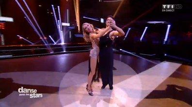 Un Quickstep pour Tonya Kinzinger et Maxime Dereymez sur « Show Me How You Burlesque» (Christina Aguilera)