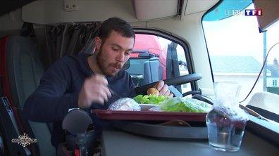 Un restaurant reste ouvert aux routiers à Rônai