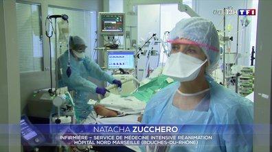 Un service de réanimation sous tension à l'hôpital Nord de Marseille