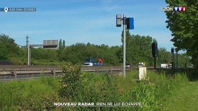 """Un """"super-radar"""" en test sur l'A15"""
