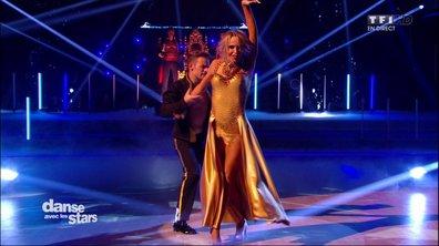 Un Tango pour Tonya Kinzinger et Guillaume Foucault sur « Dark Horse » (Katy Perry)