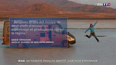 Un touriste français bientôt jugé pour espionnage en Iran