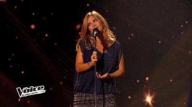 The Voice 3 : la Libanaise Aline Lahoud a charmé tous les coachs