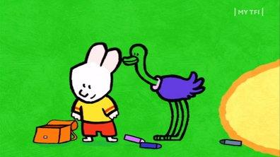 Didou, dessine-moi - S01 E14 - Une autruche
