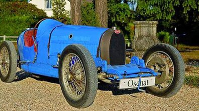 1 million d'euros pour une Bugatti de 1928 !