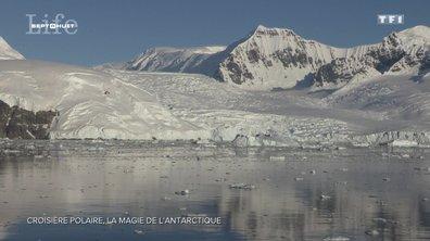 Une croisière polaire à la découverte de l'Antarctique