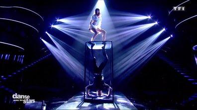Karine Ferri et Yann Alrick Mortreuil s'envolent sur une danse contemporaine