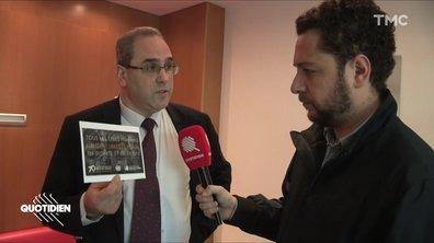 """""""Une démocratie sans manifestation, ce n'est plus une démocratie"""" : le député Brahim Hammouche explique pourquoi il a voté CONTRE la loi anti-casseurs"""