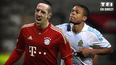 Marseille - Bayern Munich en streaming vidéo !
