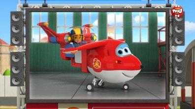 Super Wings - Une équipe du tonnerre (2ème partie)