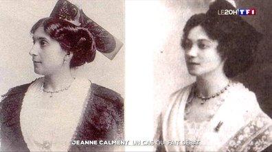 Une étude scientifique confirme l'âge de Jeanne Calment