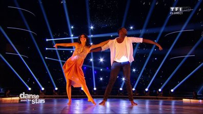 Une fusion Rumba / Danse Contemporaine pour Corneille et Candice Pascal sur « All Of Me » (John Legend)