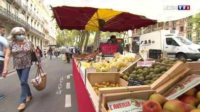 Une hausse vertigineuse du prix des prunes