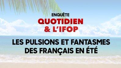 Le sexe et les Français en été : les résultats du grand sondage Ifop x Quotidien