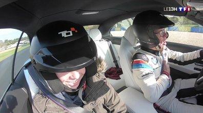 Une journée de rêve sur le circuit du Mans pour dix enfants handicapés