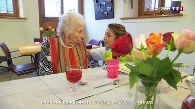 Une maison de retraite suisse soigne les patients atteints d'Alzheimer avec du cannabis