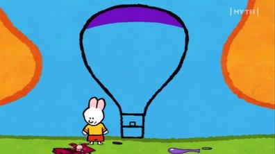 Didou, dessine-moi - S01 E24 - Une montgolfière