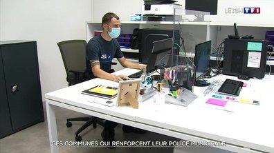 Une nouvelle police municipale à Haucourt-Moulaine