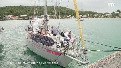 Une nouvelle vie sur l'eau en Martinique