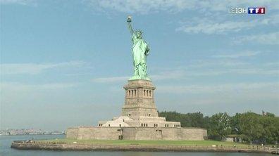 Le Havre : une réplique de la statue de la Liberté envoyée aux Etats-Unis