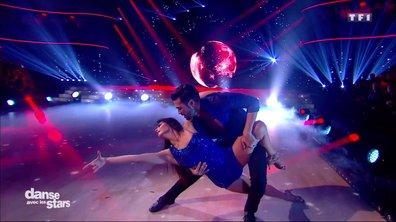 Une rumba pour la 2è danse de Florent Mothe et Candice sur « Je te Promets» (Johnny Hallyday)