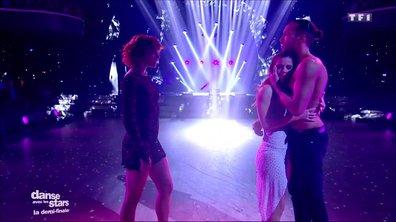 Laurent Maistret et Denitsa avec Fauve, une rumba sur « Stay » (Rihanna)
