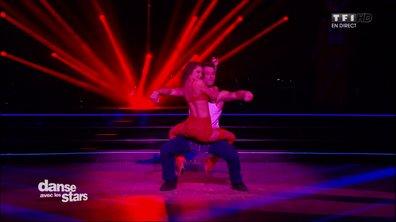 Danse avec les Stars 5 : Le show très chaud de Denitsa Ikonomova et Brian Joubert (VIDEO)