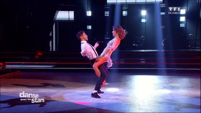Une Samba pour Rayane Bensetti et Denitsa Ikonomova sur « Wanna Be Startin' Somethin' » (Michael Jackson)