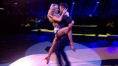 Une Samba pour Tonya Kinzinger et Maxime Dereymez sur « On the floor» (Jenifer Lopez)