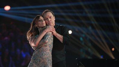 Une valse pour Julien Lepers et Silvia Notargiacomo sur « Hero » (Mariah Carey)