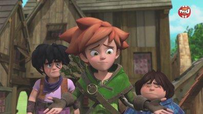 Un roi de trop - Robin des bois