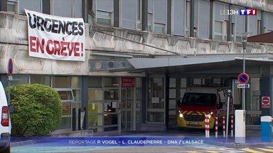 Urgences de Mulhouse: tous les internes sont en arrêt maladie