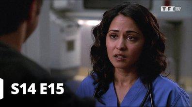 Urgences - S14 E15 - La vérite toute nue