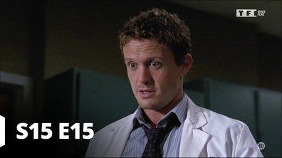 Urgences - S15 E15 - L'homme de la famille
