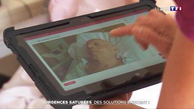 Urgences saturées : des solutions existent !