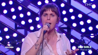 """US Girls : """"Mad as hell"""" en live pour Quotidien"""