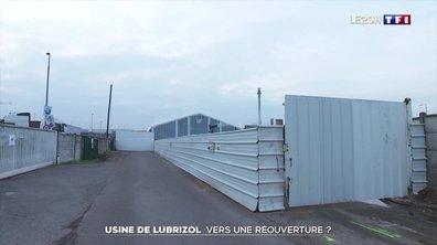 Usine Lubrizol de Rouen : vers une réouverture ?